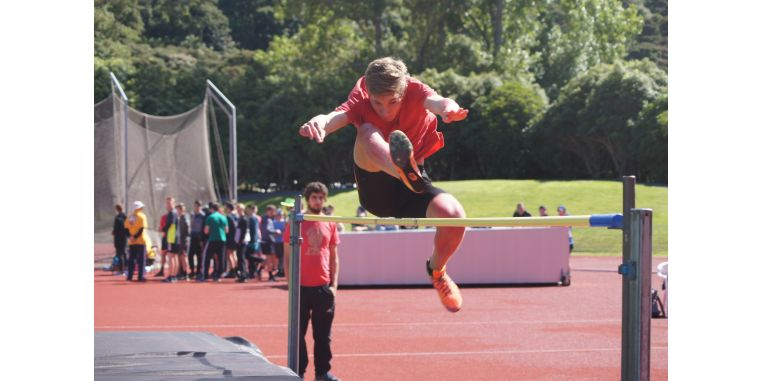 Athletics Day 6